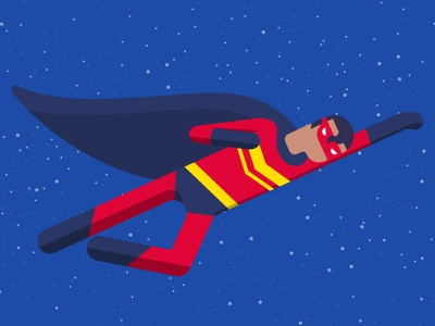 Super hero hero super