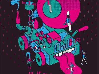 Musicalarue machine music