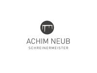 Achim Neub, Schreinermeister