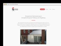 Webdesign Zimmerei Schwarz