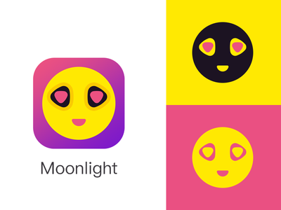Moonlight ui logo icon