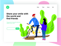 Web Design Find Your Friends