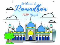 Welcome To Ramadhan 2018
