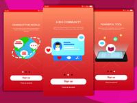 Mobile Apps Community Design