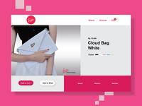 Ui Design for Porte Website