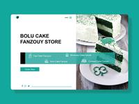 UI Design Fanzouy Store