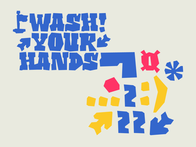 OTC Pebbles Wash glyph illustration font design typeface font character typedesign type design typography type