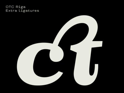 OTC Riga Ligatures