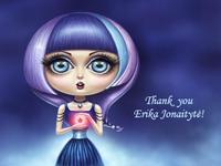 Thank You Erika Jonaitytė