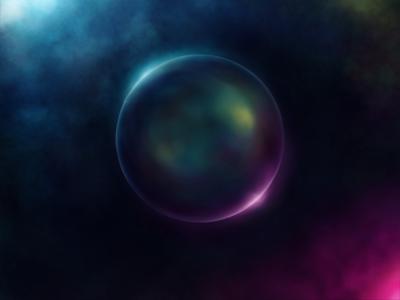 Bubble bubble illustration