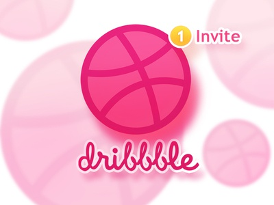 dribbbl Invite dribbble invite dribbble invitation invite