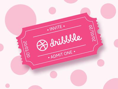 dribbbl Invite invitation dribbble invite dribbble invite