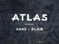 Atlas - Sans and Slab