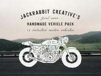 Handmade Vehicle Pack