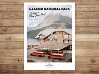 Glacier National Park - Many Glacier Hotel