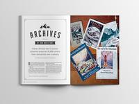 Glacier Archives / Flathead Living Mag