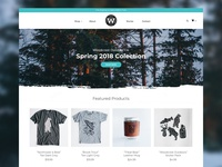 Woodcrest Outdoor Co. Website