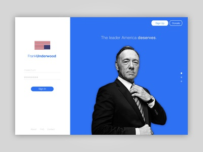 House Of Cards Ui