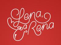 Lena, a Rena