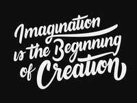 Imagination of the Beginning of Creation