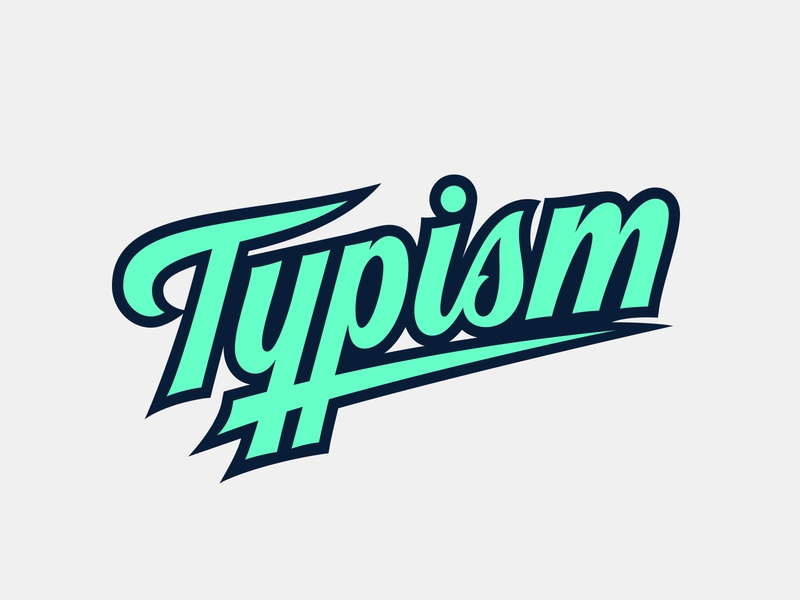 Typism typism customtype lettering typography vector type calligraphy handlettering