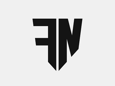 Fake Noobs guild gaming monogram branding symbol identity logodesign brand logotype logo lettering typography vector type