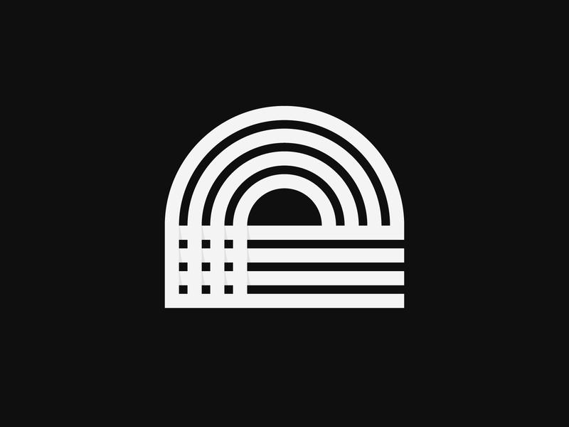 Lines Symbol minimal logomark lines practice symbol branding identity mark logodesign brand logotype logo vector