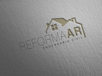 Logotipo ReformaAr