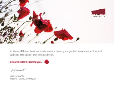 Remembrance Day E-Card