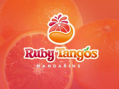 Ruby Tangos Mandarins Logo