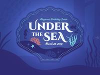 Under the Sea Logo