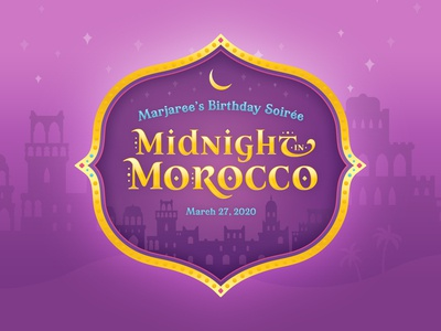 Midnight in Morocco