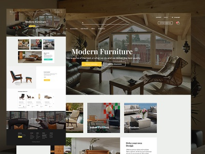 Kallyas Multi-Purpose Wordpress Theme wp ecommerce shop webshop webdesign dailyui ui ux website furniture theme wordpress