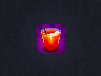 Aperitivo - iPhone App Icon