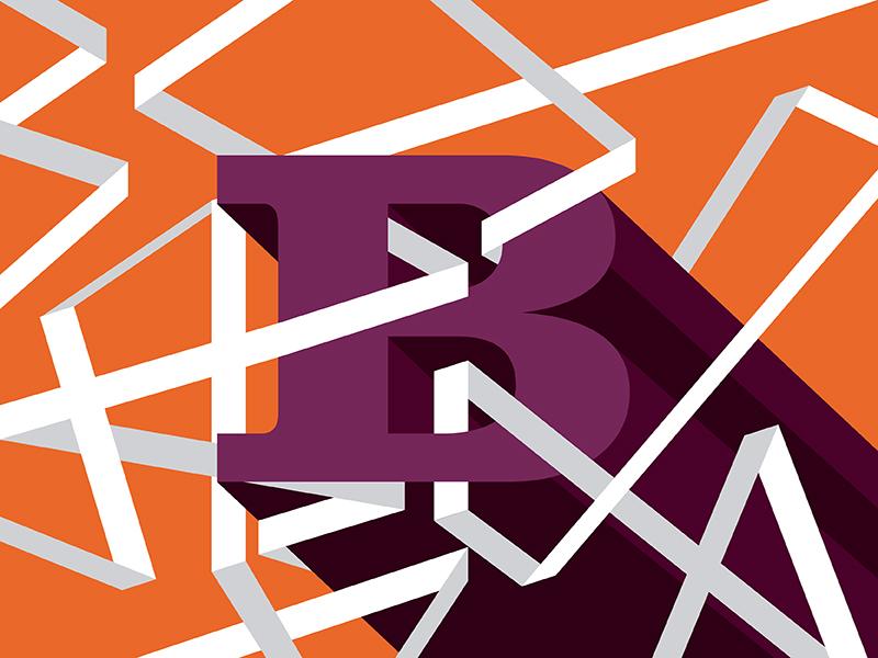 B-cause I am tied up! tiedup typographic typografi design typeinspire typography
