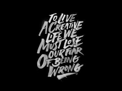 Live it quote type customtype typography handmade texture black lettering calligraphy