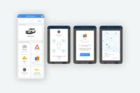 Mobile Car Dashboard