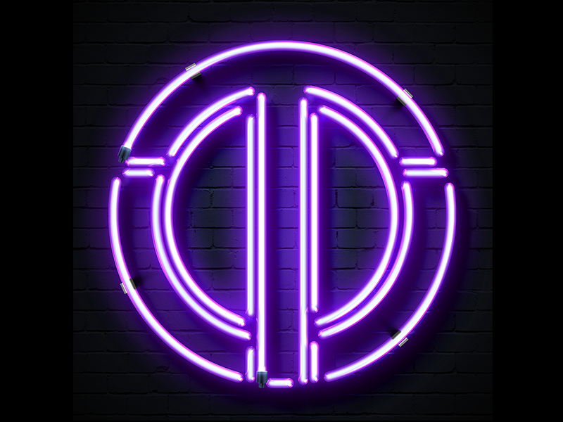 Tracy Technologies Icon Neon Doodle by Andrea Tracy on ...