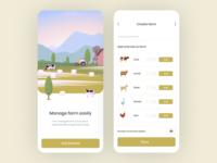 Farm Management Mobile App