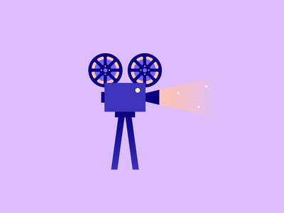 Picture Show movies illustration vector