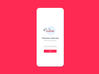 Jetset! (Day 01: Signup)