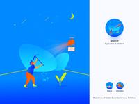 Application illustrations