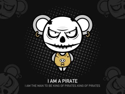 pirate ai sketch