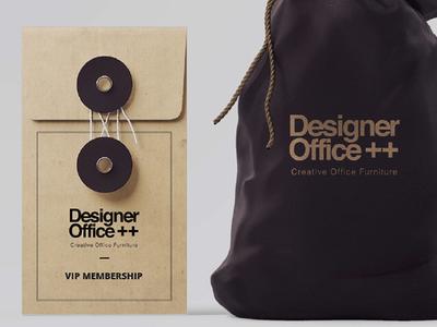 Designer Office Branding design branding logo