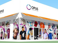 Opus Graphics Branding