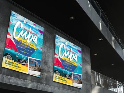 Advertising for Snapshot Travel marketing print creative advertising design