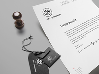 MB Presswork –– Branding