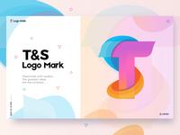 T & S Logo Mark