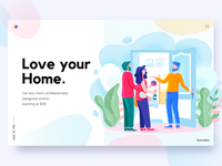 Home Page Illustration for stuccco