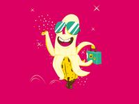 Banana Character